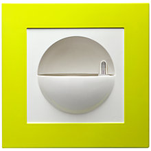 Buy Elho Gallery Single Wall Plant Pot Decoration, Green Online at johnlewis.com