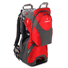 Buy LittleLife Voyager S3 Baby Carrier, Red Online at johnlewis.com