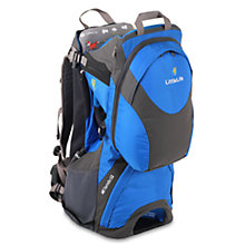 Buy LittleLife All Terrain S2 Baby Carrier, Blue/Multi Online at johnlewis.com