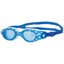 Buy Zoggs George Pig Goggles, Blue Online at johnlewis.com