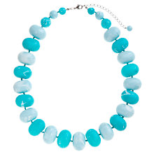 Buy John Lewis Potato Bead Acrylic Necklace Online at johnlewis.com