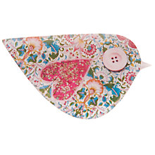 Buy One Button Fat Bird Brooch Online at johnlewis.com