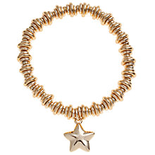 Buy John Lewis Dolly Star Bracelet Online at johnlewis.com