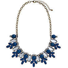 Buy COLLECTION by John Lewis Regal Glass Flower Petal Statement Necklace Online at johnlewis.com
