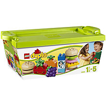 Buy LEGO DUPLO Creative Picnic Set Online at johnlewis.com