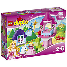 Buy LEGO DUPLO Disney Princess Sleeping Beauty's Fairy Tale Online at johnlewis.com