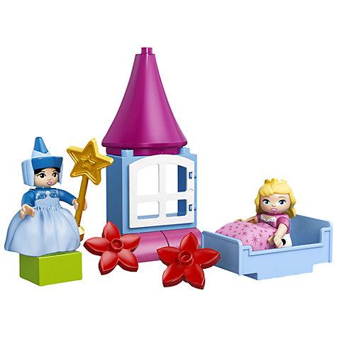 Buy lego duplo disney princess sleeping beauty s fairy tale online at