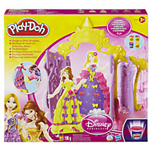 Buy Play-Doh Disney Princess Design a Dress Fashion Kit Online at johnlewis.com