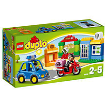 Buy LEGO Duplo My First Police Set Online at johnlewis.com