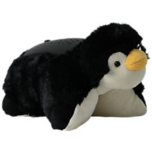 Buy Mookie Dream Lite Penguin Pillow Pet Online at johnlewis.com