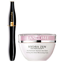 Buy Lancôme Hydra Zen Neurocalm Normal Skin, 50ml and Hypnôse Mascara Online at johnlewis.com