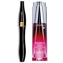 Buy Lancôme DreamTone Serum 02 Medium Skin Tone, 40ml and Hypnôse Mascara Online at johnlewis.com
