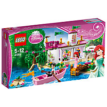 Buy LEGO Disney Princess Ariel's Magical Kiss Online at johnlewis.com