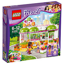 Buy LEGO Friends Heartlake Juice Bar Online at johnlewis.com