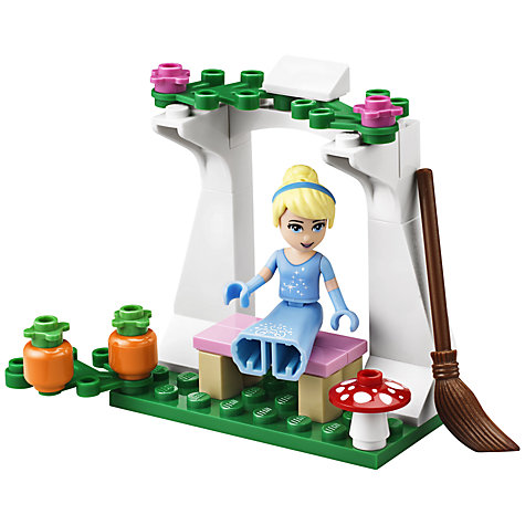 Buy LEGO Disney Princess Cinderella's Carriage Online at johnlewis.com