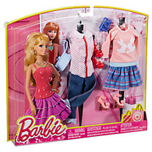 Buy Barbie Day Fashion Outfit, Assorted Online at johnlewis.com