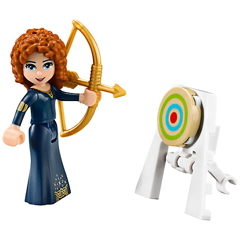 Buy LEGO Disney Princess Merida's Highland Games Online at johnlewis.com
