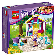 Buy LEGO Friends Stephanie's New Lamb Online at johnlewis.com