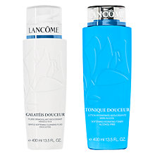 Buy Lancôme Galatéis Douceur and Tonique Douceur Online at johnlewis.com