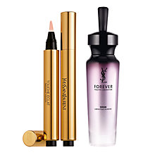 Buy Yves Saint Laurent Forever Youth Liberator Serum, 30ml and Touche Éclat Complexion Highlighter, 1 Online at johnlewis.com