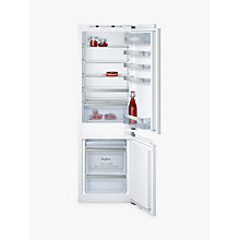 Buy Neff KI6863F30G Integrated Fridge Freezer, A++ Energy Rating, 56cm Wide Online at johnlewis.com