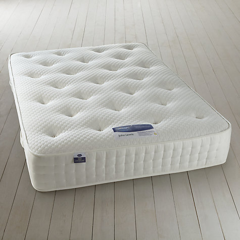 Buy Silentnight Special Mirapocket 2000 Memory Mattress, Kingsize Online at johnlewis.com