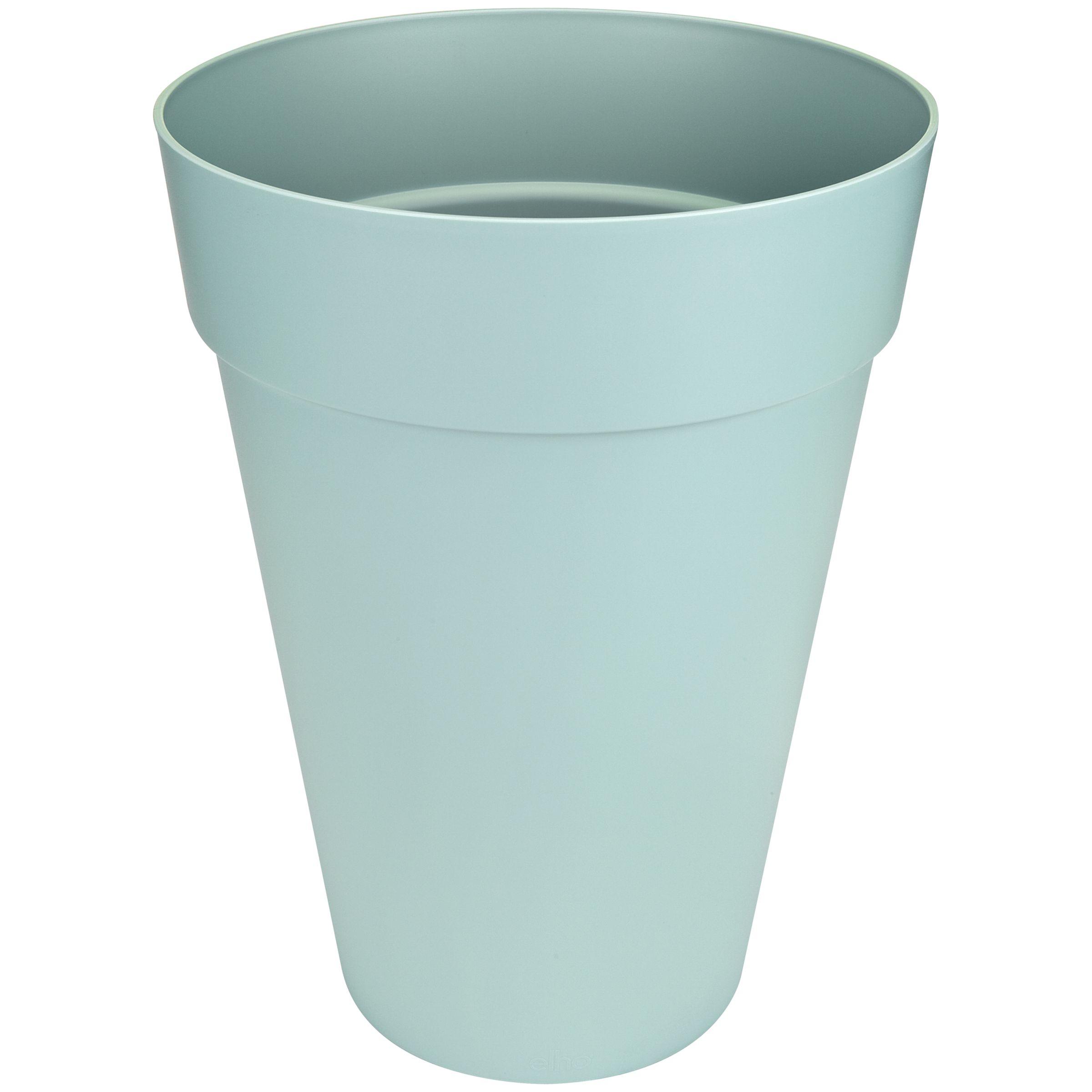 Elho Loft Planter Round, Mint