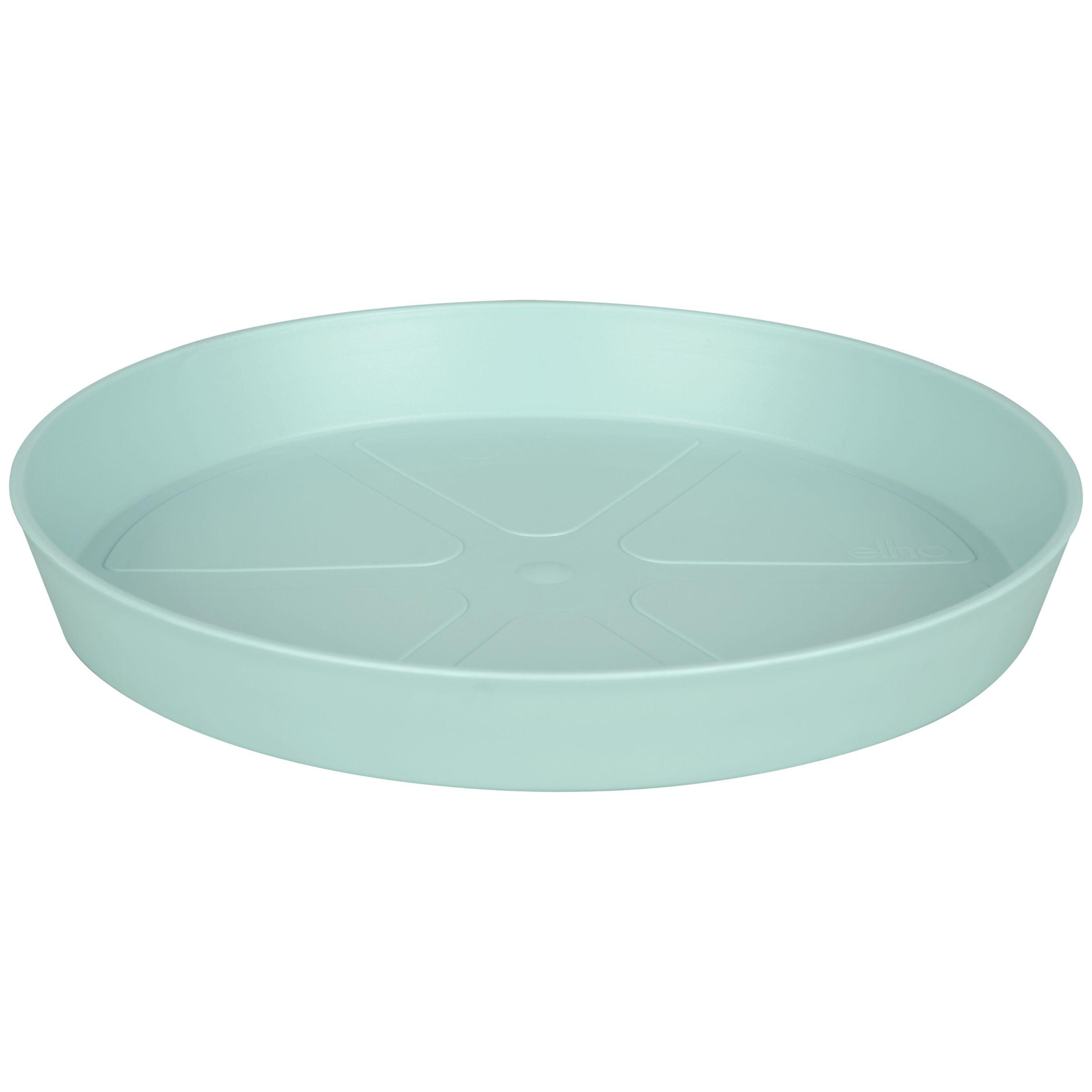 Elho Loft Saucer Round, Mint