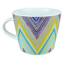 Buy Scion Chevron Mug, 0.35L Online at johnlewis.com