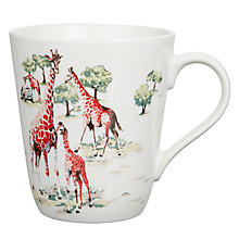 Buy Cath Kidston Safari Stanley Mug Online at johnlewis.com