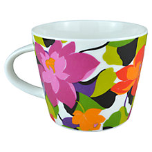 Buy Scion Floral Mug, 0.35L, Fluoro Online at johnlewis.com
