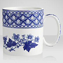 Buy Spode Blue Room Geranium Mug Online at johnlewis.com