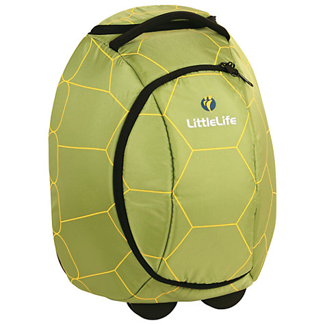 Buy LittleLife Turtle Wheelie Bag, Green Online at johnlewis.com