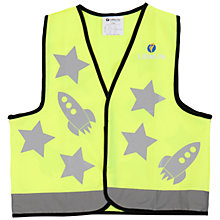 Buy LittleLife Rocket Reflective Vest Online at johnlewis.com