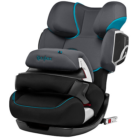 Buy Cybex Pallas 2 Fix Car Seat, Black River Online at johnlewis.com
