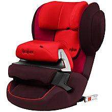 Buy Cybex Juno 2 Fix Car Seat, Strawberry Online at johnlewis.com