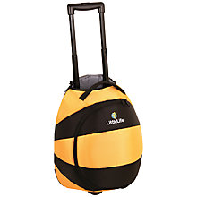 Buy LittleLife Bumble Bee Wheelie Bag, Black/Yellow Online at johnlewis.com