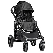 Buy Baby Jogger 2014 City Select Pushchair, Black Online at johnlewis.com
