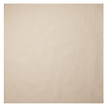 Buy John Lewis Theo Woven Stripe Fabric, Putty, Price Band B Online at johnlewis.com