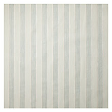 Buy John Lewis Telma Woven Stripe Fabric, Duck Egg, Price Band B Online at johnlewis.com