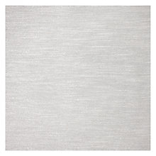 Buy John Lewis Milton Semi Plain Fabric, Silver, Price Band C Online at johnlewis.com