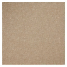 Buy John Lewis Henley Semi Plain Fabric, Putty, Price Band C Online at johnlewis.com