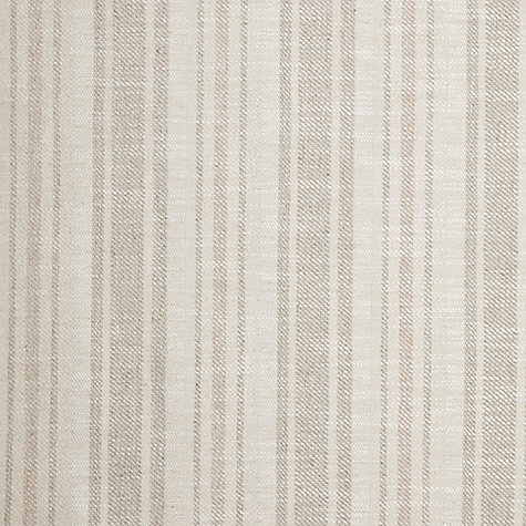 Buy John Lewis Leckford Woven Jacquard Fabric, Natural, Price Band E Online at johnlewis.com