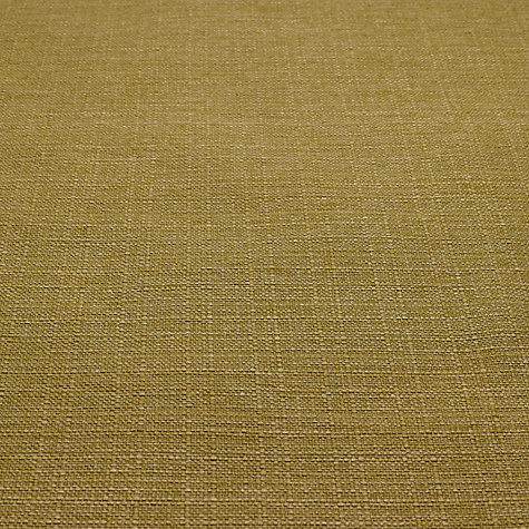 Buy John Lewis Bala Semi Plain Fabric, Olive, Price Band A Online at johnlewis.com