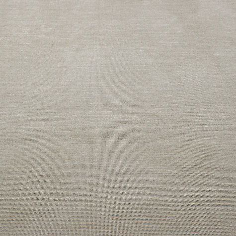 Buy John Lewis Pendle Woven Chenille Fabric, Putty, Price Band C Online at johnlewis.com