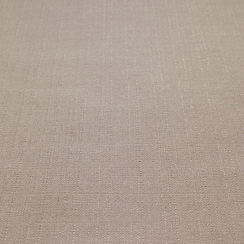 Buy John Lewis Bala Semi Plain Fabric, Putty, Price Band A Online at johnlewis.com