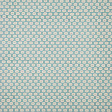 Buy John Lewis Skip Woven Jacquard Fabric, Duck Egg, Price Band D Online at johnlewis.com