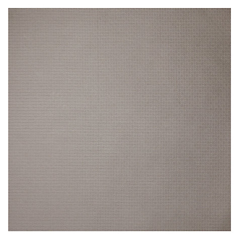 Buy John Lewis Perrin Woven Jacquard Fabric, Steel, Price Band D Online at johnlewis.com