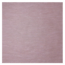 Buy John Lewis Milton Semi Plain Fabric, Mulberry, Price Band C Online at johnlewis.com