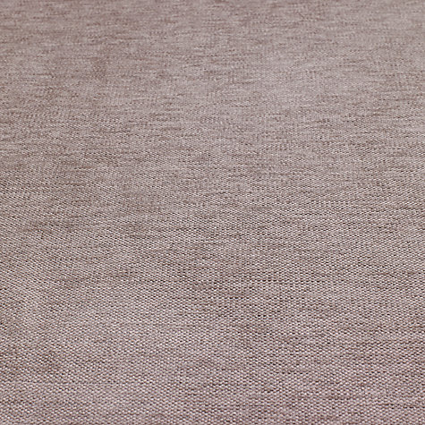 Buy John Lewis Elena Woven Chenille Fabric, Pale Cassis, Price Band A Online at johnlewis.com